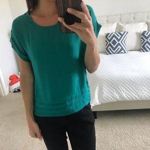 Massimo short sleeve blouse